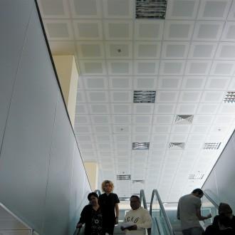 Lay-in Tile Metal asma tavan